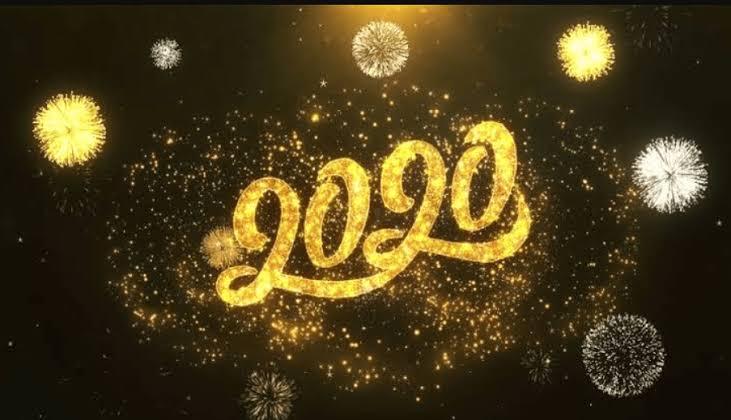 2020 Yılınız kutlu olsun